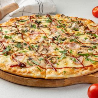 Пицца антиамериканская Divillaggio