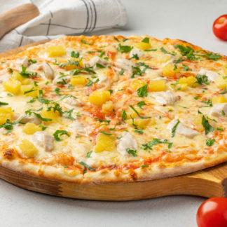 Пицца гаавайская Divillaggio