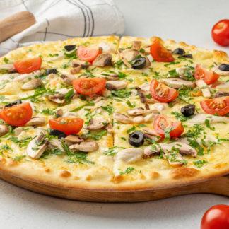 Пицца инверно Divillaggio