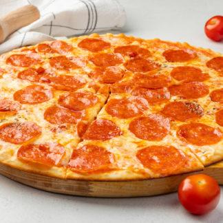 Пицца пепперони Divillaggio
