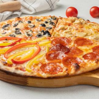 Пицца 4 сезона Divillaggio