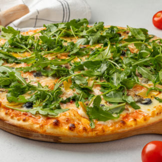 Пицца примавера Divillaggio