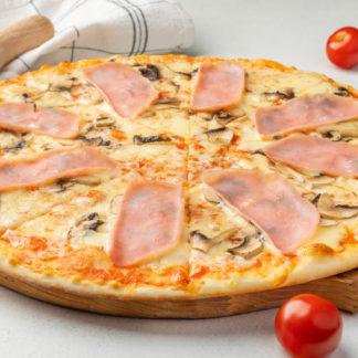 Пицца прошутто и фунги Divillaggio