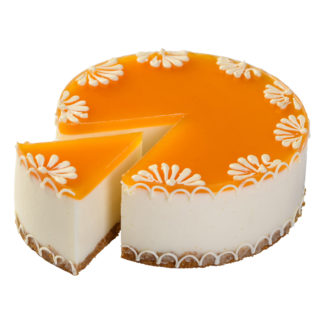 Торт Манго-маракуя